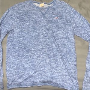 Hollister men's long sleeve tee